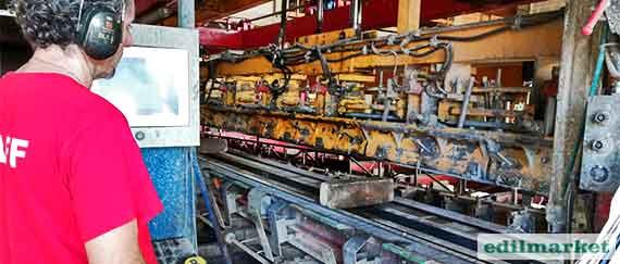Produzione e Lavorazione ferro Edilmarket Bigmat Massa Carrara
