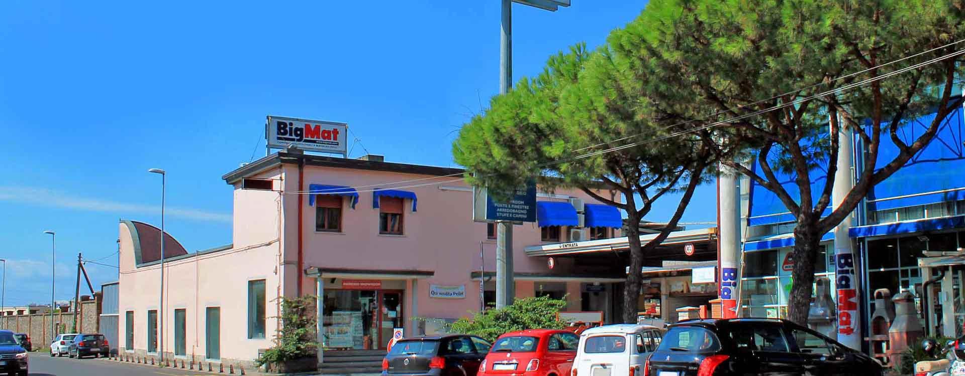 Edilmarket Bigmat, tutto per l'edilizia e la produzione a Massa Carrara in Toscana