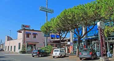 La nostra sede in Via Oliveti